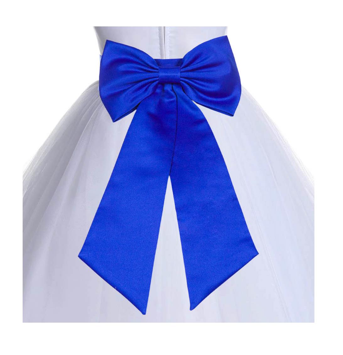 Horizon Blue Tiebow