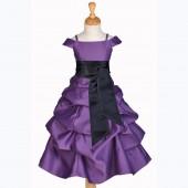 844C2 Purple/ black