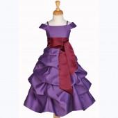 844C2 Purple/ burgundy