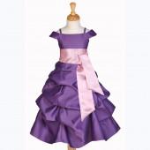 844C2 Purple/ dusty rose