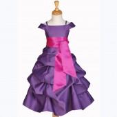 844C2 Purple/ fuchsia