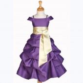 844C2 Purple/ gold