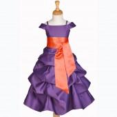 844C2 Purple/ orange