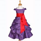 844C2 Purple/ red