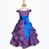844C2 Purple/ royal blue